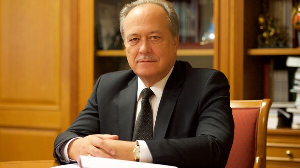 Аудитор Счетной палаты Юрий Росляк