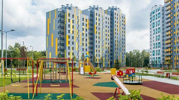 Дом по программе реновации в московском районе Проспект Вернадского