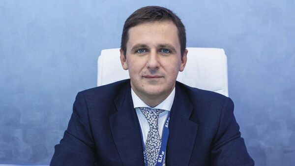 Заместитель президента-председателя правления ВТБ Денис Бортников