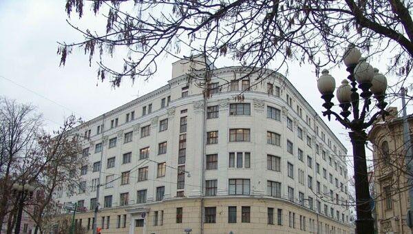 Государственный Университет Высшая Школа Экономики . Архивное фото