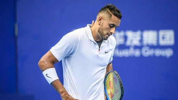 Теннисист Ник Кирьос (Австралия)
