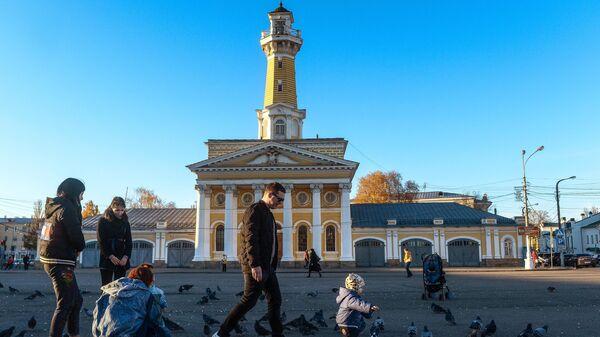 Города России. Кострома