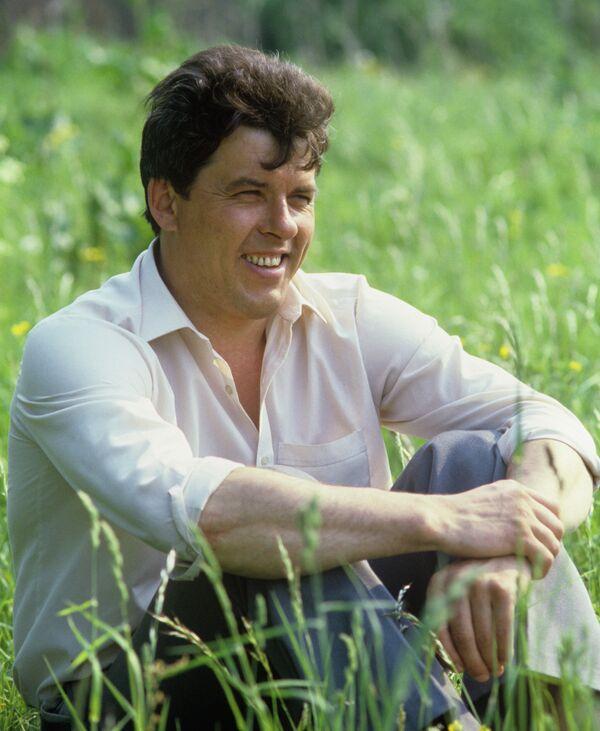 Леонид Казаков. 1986 год
