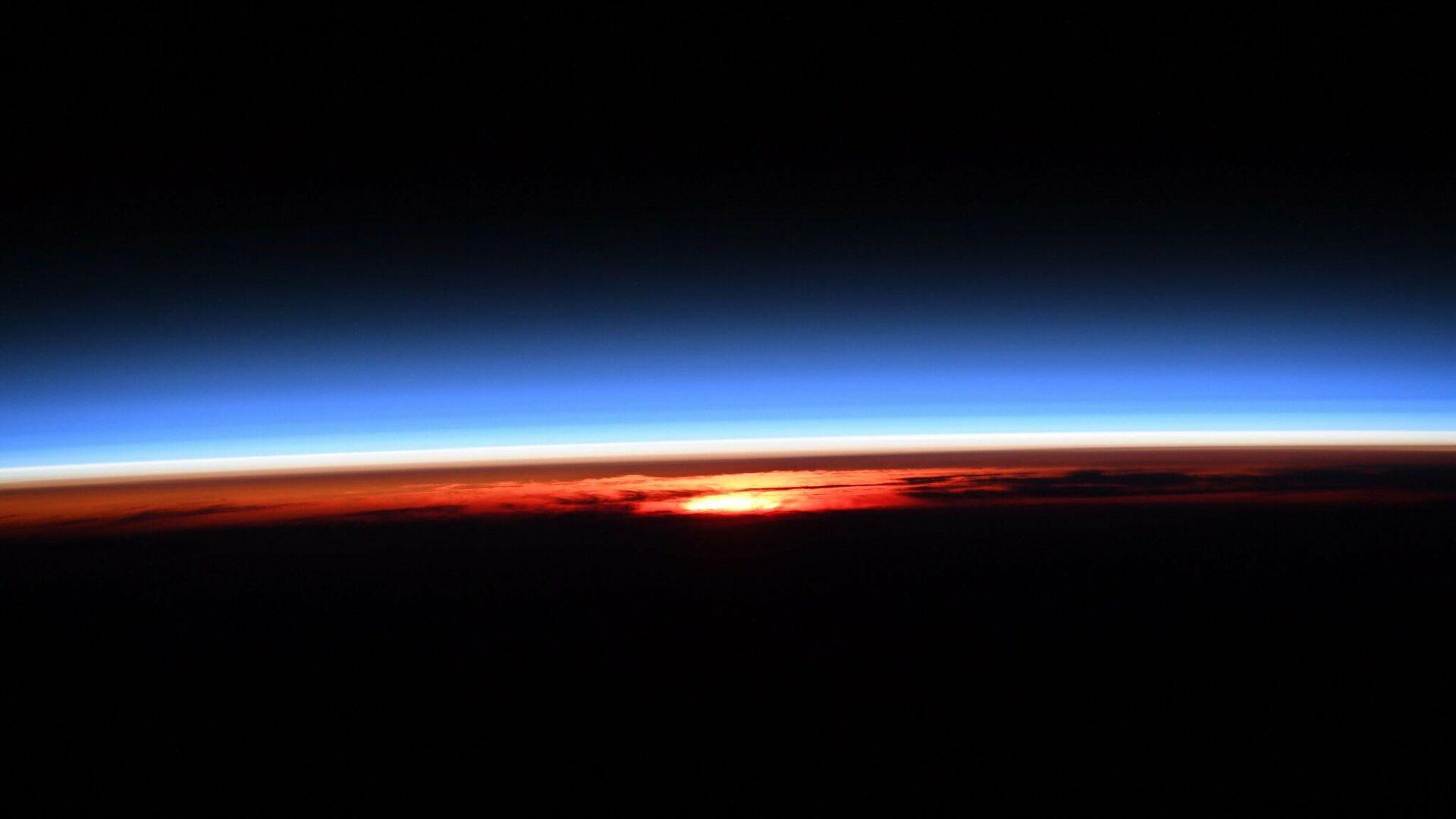 Вид с Международной космической станции - РИА Новости, 1920, 02.02.2021