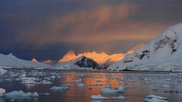 Таяние ледников Антарктиды