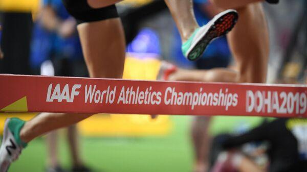 Чемпионат мира по легкой атлетике в Дохе