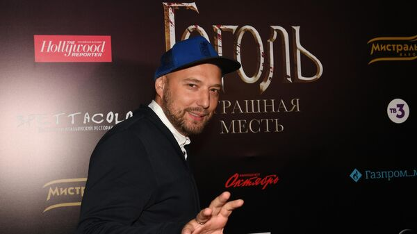 Актёр Владимир Маркони