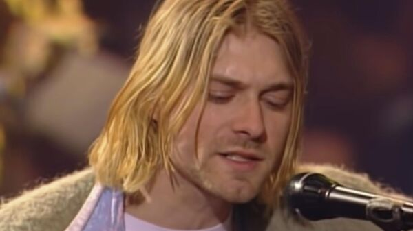 Nirvana на Unplugged In New York