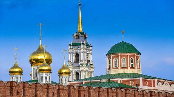Форум, посвященный истории Большой засечной черты, стартовал в Туле - РИА  Новости, 30.09.2019