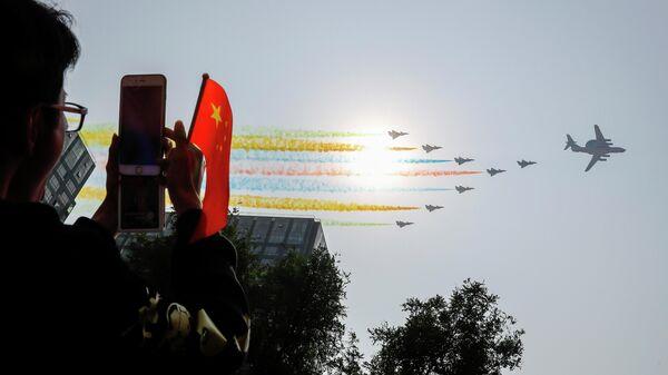 Празднование 70-й годовщины образования КНР в Пекине