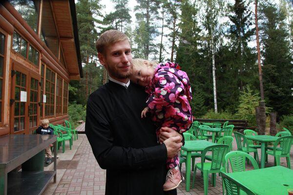 В Центре приемных семей Умиление, Ленинградская область