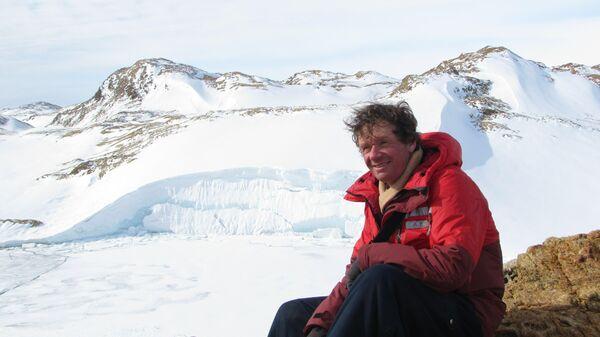 Ведущий научный сотрудник Арктического и антарктического научно-исследовательского института Алексей Екайкин