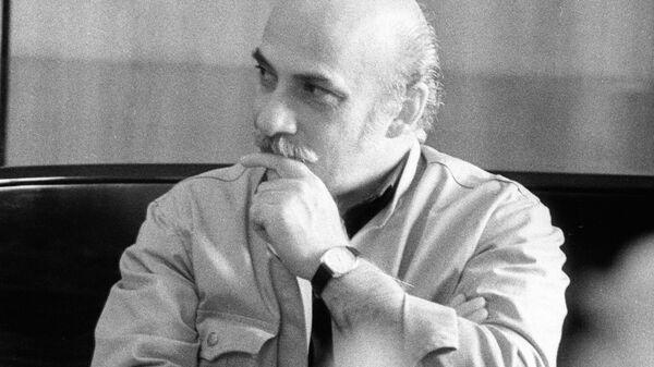 Композитор, заслуженный деятель искусств Грузинской ССР Гия Канчели