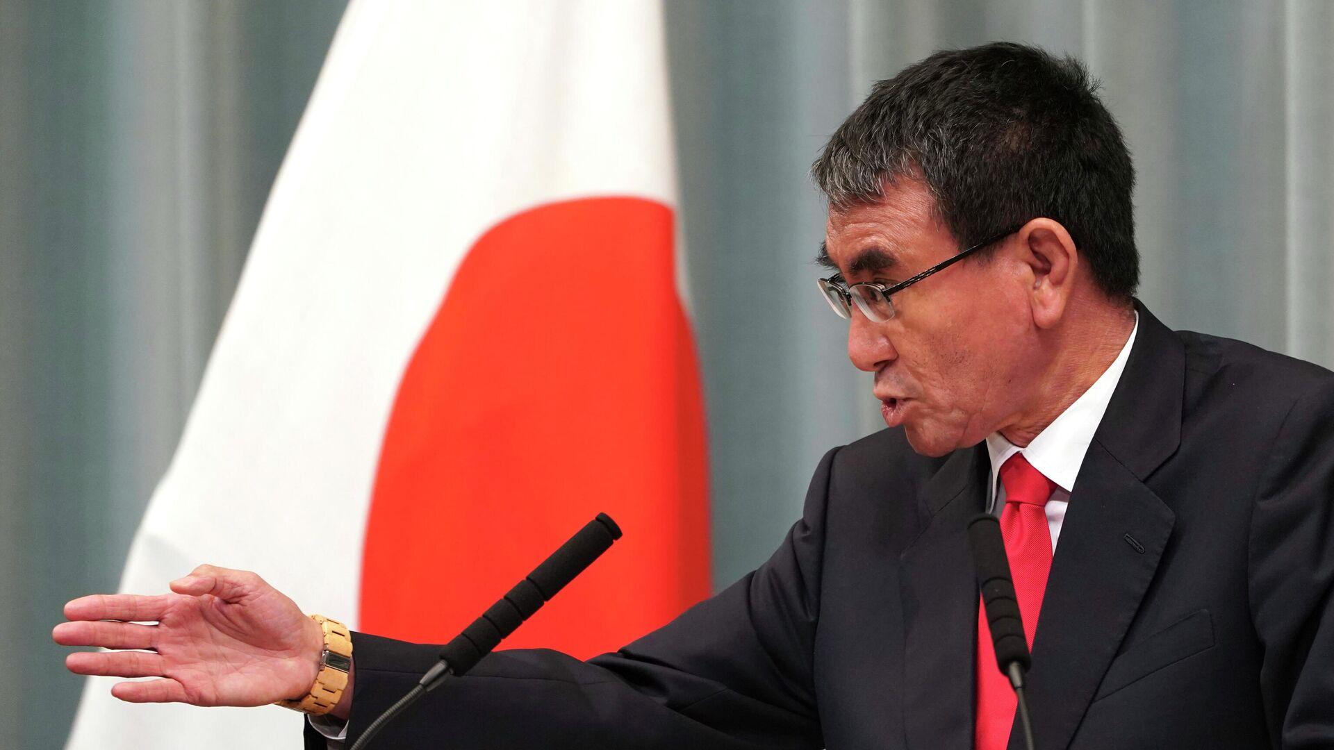 Кандидат в премьеры Японии заявил о важности мирного договора с Россией
