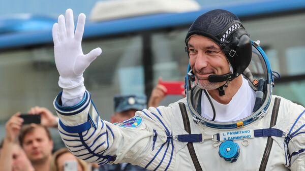 Астронавт ESA Лука Пармитано
