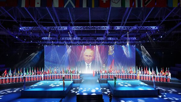 Бокс. Чемпионат мира. Женщины. Церемония открытия