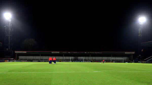 Домашний стадион футбольного клуба Рочдейл