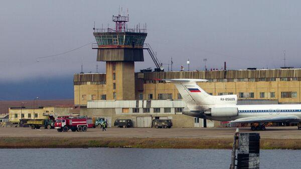 Аэропорт Чукотки