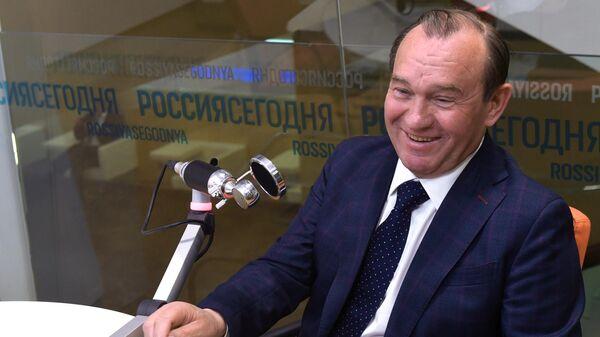 Заместитель мэра Москвы в правительстве Москвы по вопросам жилищно-коммунального хозяйства и благоустройства Петр Бирюков