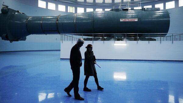 Центрифуга в Центре подготовки космонавтов имени Ю. А. Гагарина