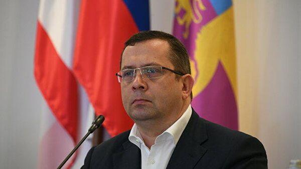 Глава администрации Ялты Алексей Челпанов