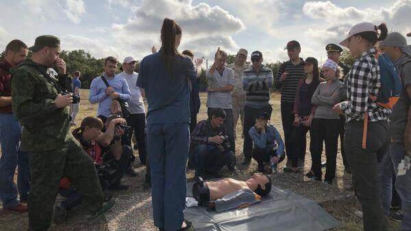 Учебно-практические курсы Бастион в Севастополе