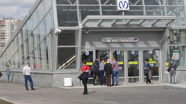 Подготовка к открытию новых станций метро в Санкт-Петербурге