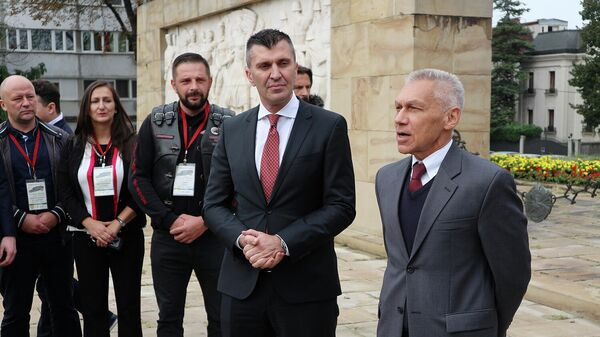 Единым строем: как прошла конференция Бессмертного полка в Белграде