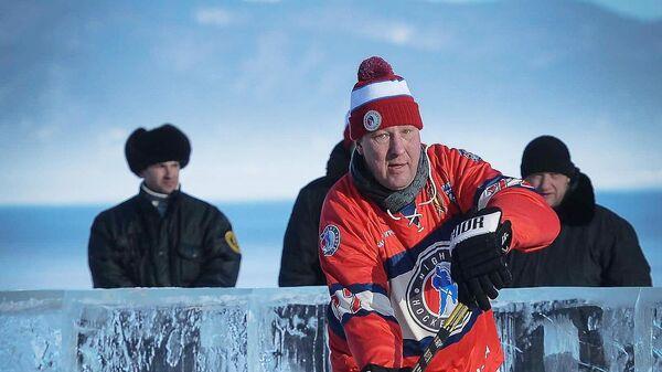 Хоккейный фестиваль Байкал акватория НХЛ