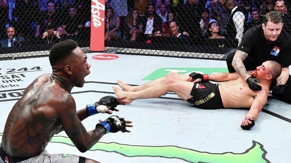 Боевой танец: новый чемпион UFC оригинально отпраздновал победу