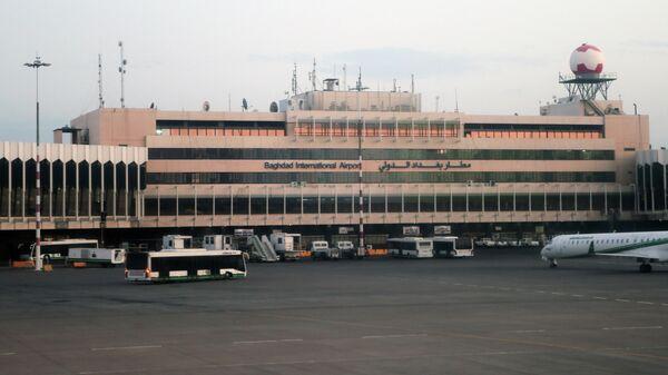 Международный аэропорт Багдада, Ирак