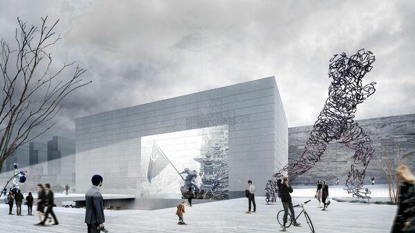 Проект фондохранилища для 27 музеев в новой Москве