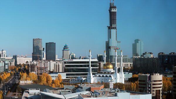 ВВП Казахстана в январе-мае снизился на 1,7%