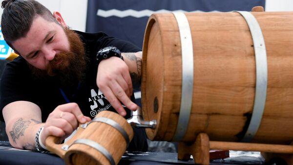 Фестиваль крафтового пива в Казани