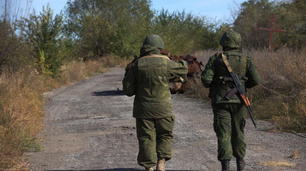 Киевские диверсанты убили пять защитников ЛНР в