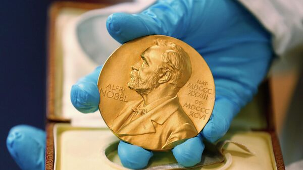 Золотая медаль Нобелевской премии