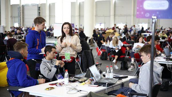 Участники конкурса Цифровой прорыв