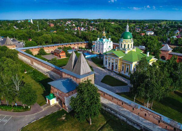 Государственный музей-заповедник Зарайский кремль