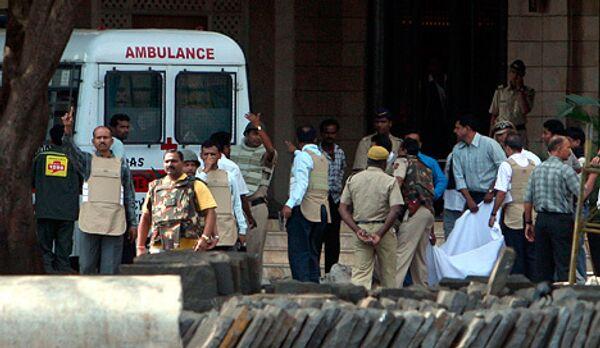 На улицах Мумбаи