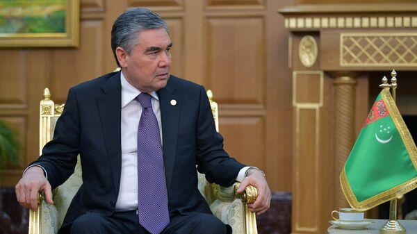 Глава Туркменистана Гурбангулы Бердымухамедов