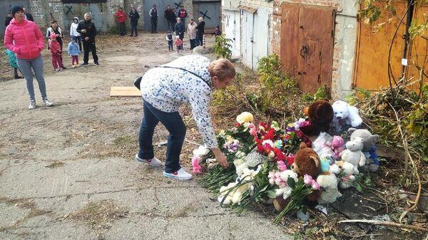 Убийство девятилетней девочки в Саратове