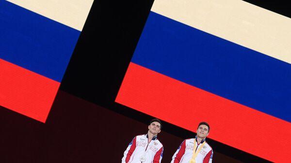 Артур Далалоян и Никита Нагорный (слева направо)