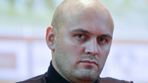 Главный тренер сборной России по велоспорту в дисциплине BMX Павел Костюков