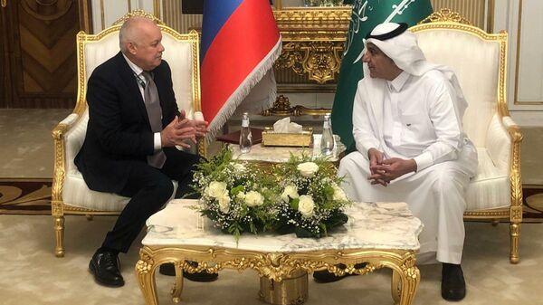 МИА Россия сегодня и министерство по делам СМИ Саудовской Аравии договорились об открытии представительства для работы собкорров в королевстве