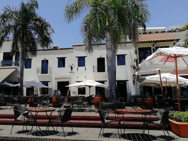 Санто-Доминго. Самое старое кафе города