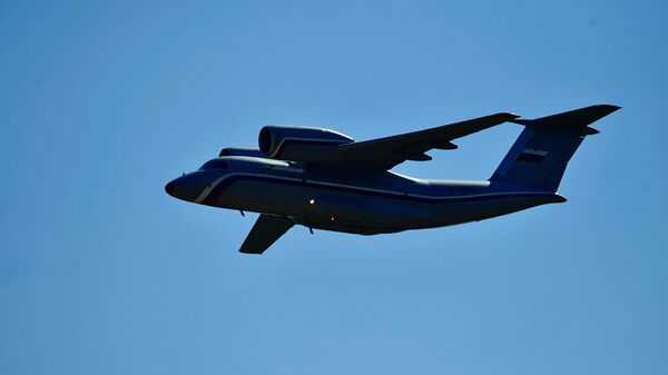 Военно-транспортный самолёт Ан-72