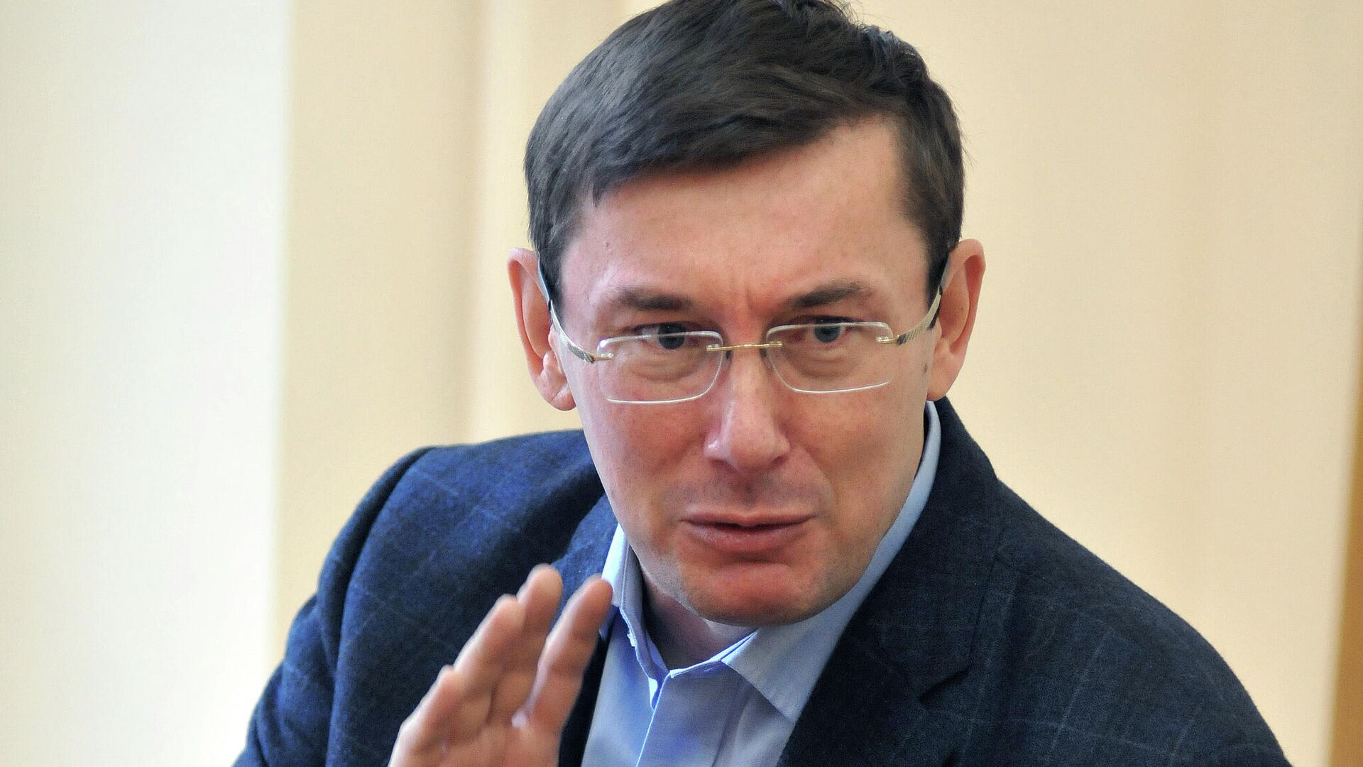 Юрий Луценко - РИА Новости, 1920, 02.03.2021