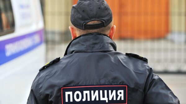 Сотрудник полиции