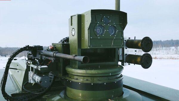 Робототехническая платформа Маркер