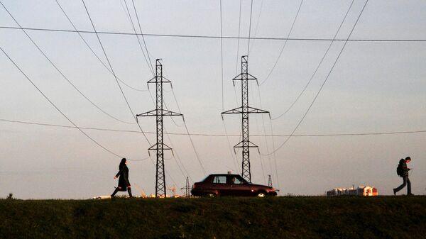 Украина возобновила импорт электроэнергии из России, пишут СМИ
